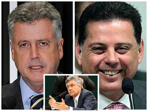 Governadores do DF Rodrigo Rollemberg e de Goiás, Marconi Perillo definem futuro da RIDE. Deputado Caiado ajuda ou atrapalha?