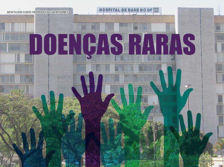IHBDF deixa pacientes com doenças raras na mão, após reaorganização