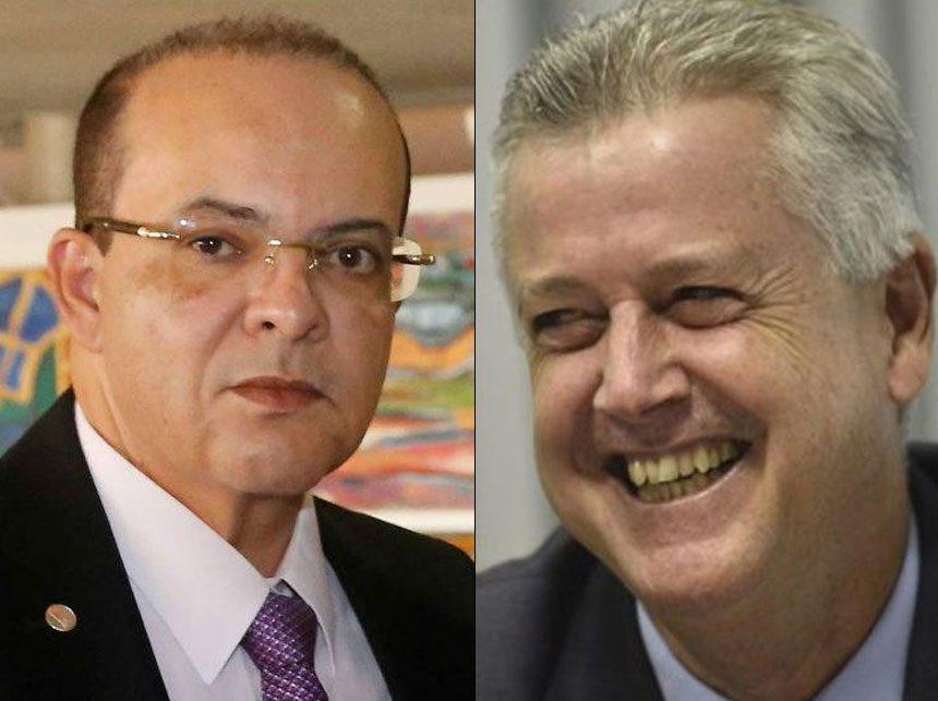 'Rollembergmente' e Ibaneis pede retirada de propaganda mentirosa do ar