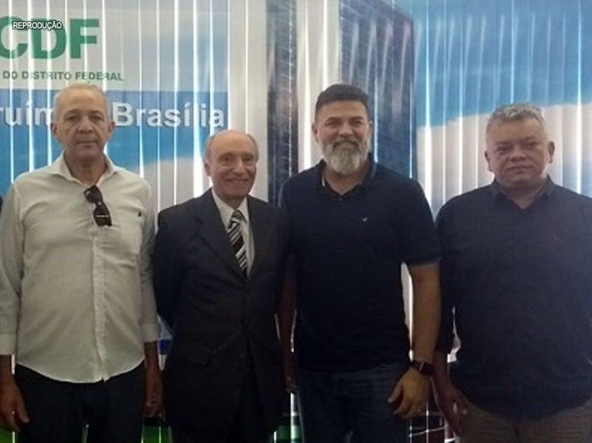 Jorge Vianna é convidado para ser diretor especial da Associação Comercial do DF