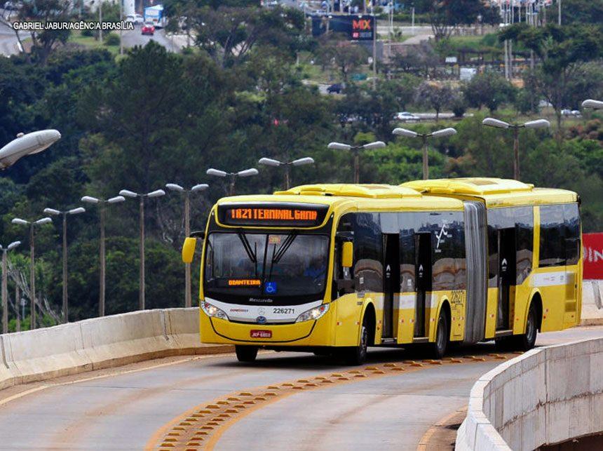 BRT-Sul: TCDF determina a correção de diversos defeitos na pavimentação do sistema de transporte