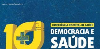 conferencia distrital de saude