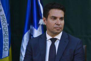 Alexandre Ramagem é noemado diretor-geral da Polícia Federal - Valter Campanato/Agência Brasil